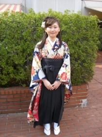 遊楽市☆袴style1