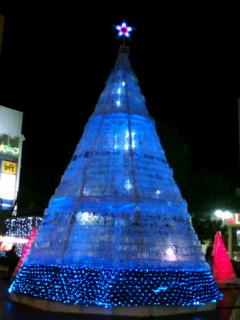 クリスマスツリー☆1